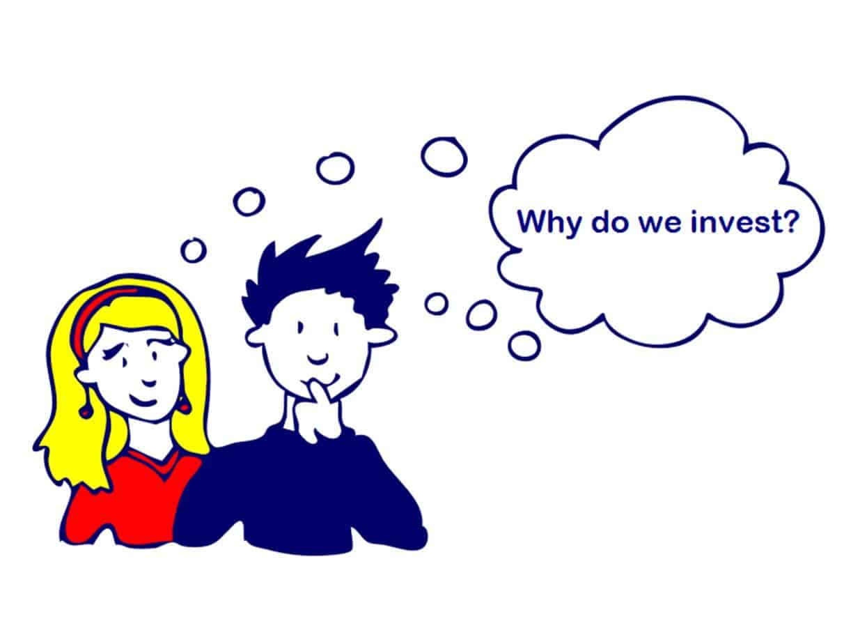 Know your Investment Goals - Why Do We Invest? - HIT Investments