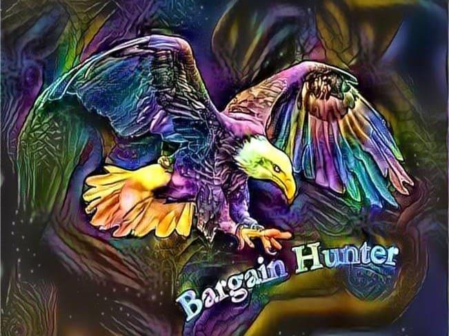 Bird of Prey, Eagle, Hunting Deals