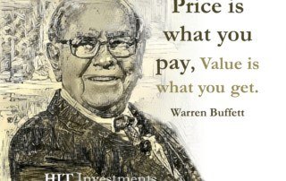 Benjamin Graham Price is What You Pay, Value Is What You Get