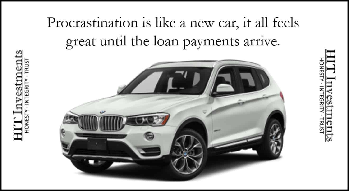 Car Loan Grief