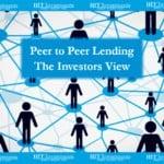 Peer to Peer Lending - The Investor's View