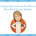 Comparing Loans in the Peer to Peer Real Estate Market