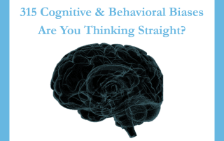 315 Cognitive and Behavioral Biases