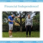 Financial Independence is Here! My Reflections On How The Journey Began